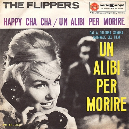 the flippers alibi per morire happy cha cha front-mod