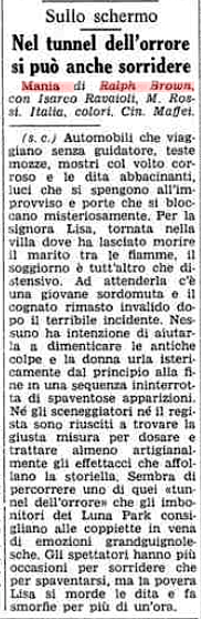 mania-la-stampa-review-1974