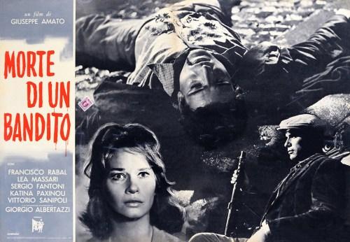 Morte di un Bandito - Fotobusta2shrunk