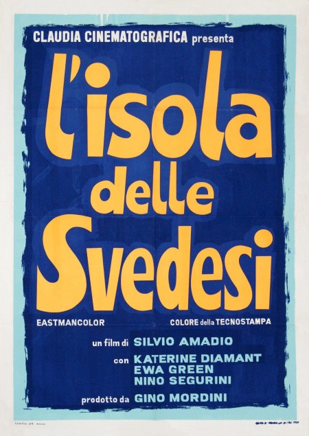 isola svedesi - 2F poster posteritlowers