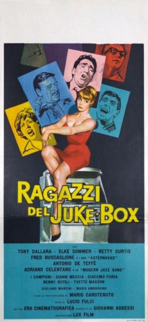 I ragazzi del juke box - Locandina-croppedcleaned