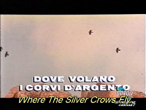 silvercrows titlessub