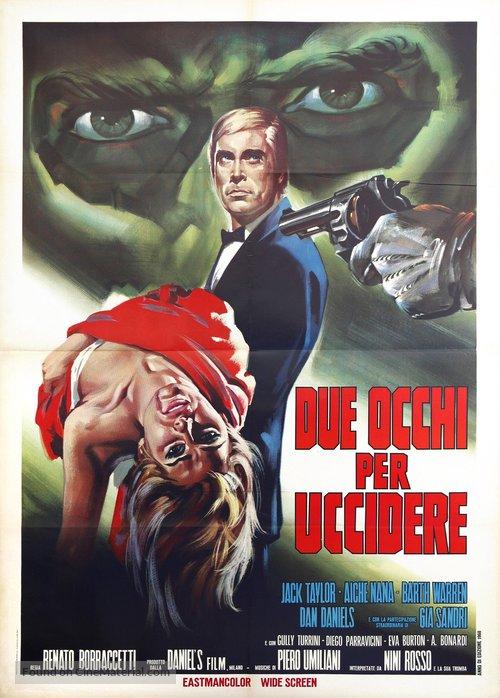 due-occhi-per-uccidere-italian-movie-poster
