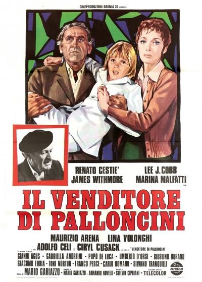 Il Venditore di Palloncini tidied